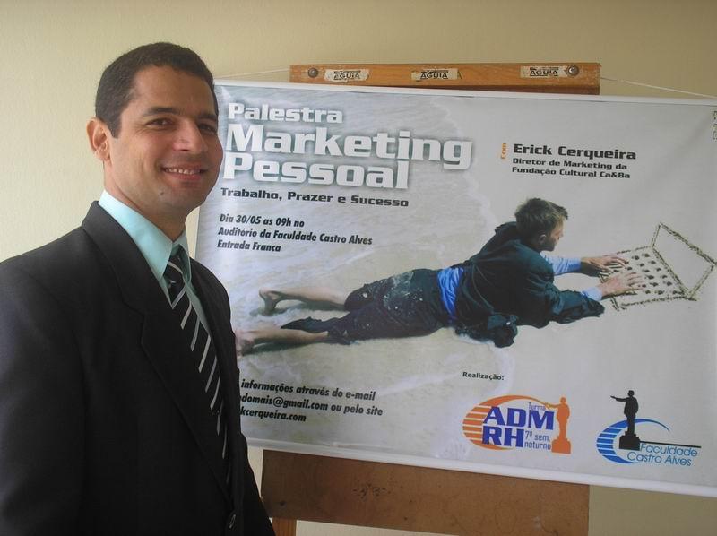 Palestra de Marketing Pessoal