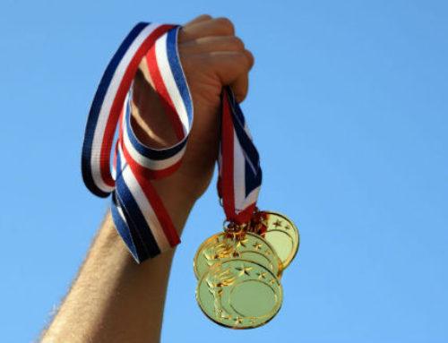 Olimpíadas da mídia e do poder