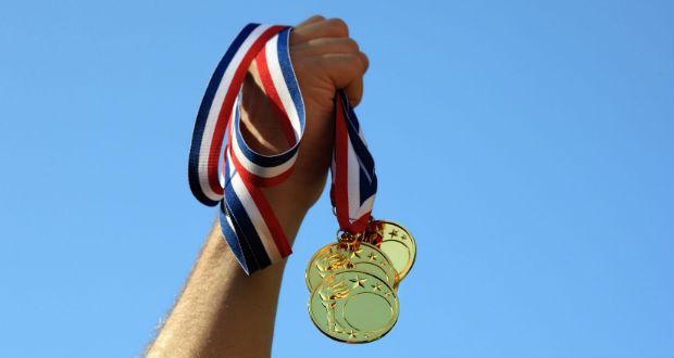 medalhas