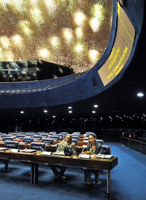 Fotógrafo: José Cruz - Agência Senado