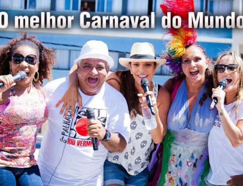 Salvador e o melhor carnaval do mundo