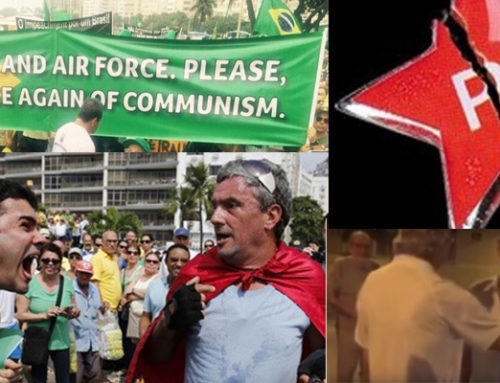 Os novos radicais da politicagem brasileira