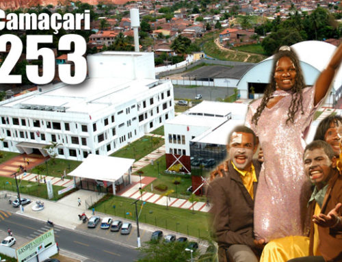 253 anos de Camaçari e o meu amor por ela